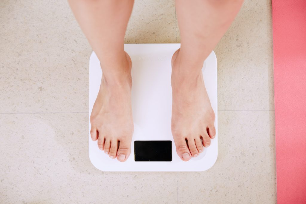 Don't focus on the scale. It takes time to lose weight. Focus on how you feel.
